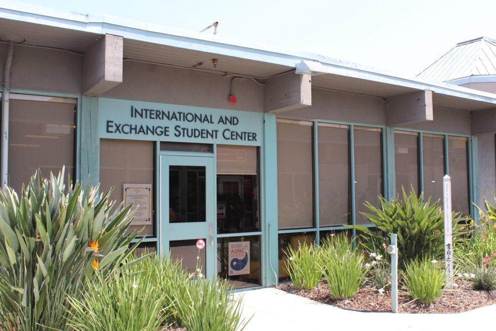 CSUN's International and Exchange Student Center is where international students seek social, academic and career help when they are already on CSUN. Photo Julius Lasin / El Nuevo Sol